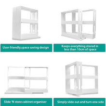 Load image into Gallery viewer, Pre-sale>>>Multi-Function Rotating Storage Rack