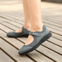 Load image into Gallery viewer, Women's Mary Jane Flat