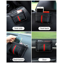 Load image into Gallery viewer, Velcro Car Storage Bag