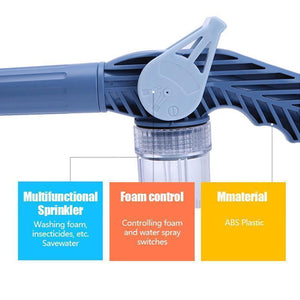 Haloera ™ Eight in One Multifunctional Sprinkler Car Washing Gun