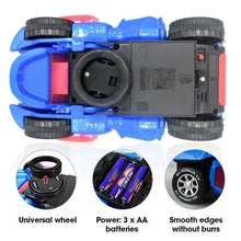 Load image into Gallery viewer, Transforming Dinosaur LED Car (Random color)