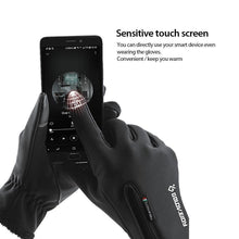 Load image into Gallery viewer, Warm Waterproof Touch Screen Gloves