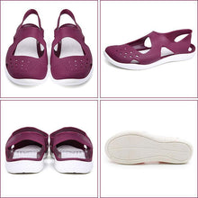 Load image into Gallery viewer, Summer Women Casual Jelly Shoes
