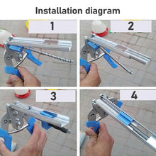 Load image into Gallery viewer, Plier Wire Cage Clamp Pliers Tools