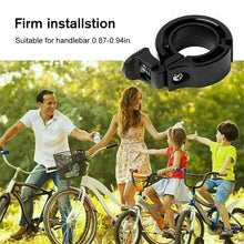 Load image into Gallery viewer, Aluminum Alloy Cycling Bell