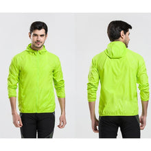 Load image into Gallery viewer, Lightweight Waterproof Windbreaker