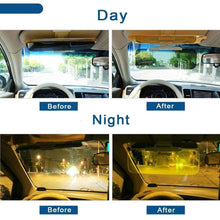 Load image into Gallery viewer, Day and Night Anti-Glare Car Windshield Visor