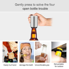 Load image into Gallery viewer, Magnet-Automatic Beer Bottle Opener