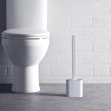 Load image into Gallery viewer, Silicone Toilet Brush and Holder Set