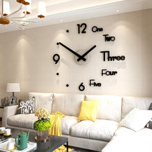 Load image into Gallery viewer, DIY Decorative Wall Clock