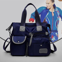 Load image into Gallery viewer, Fashion lady Portable travel bag with one shoulder