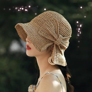 Brim & Bow Summer Hat