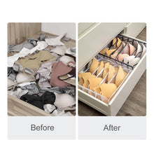 Load image into Gallery viewer, Underwear Storage Compartment Box