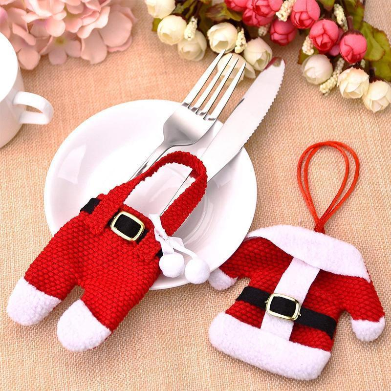 Christmas Decoration for Tableware