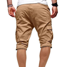 Load image into Gallery viewer, Men's Fashion Big Pocket Loose Shorts