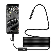 Load image into Gallery viewer, Waterproof Endoscope for Car Inspection & Electronics