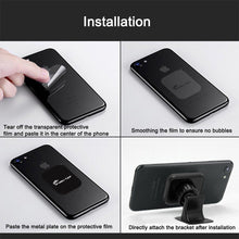 Load image into Gallery viewer, Windshield Suction Cup Car Phone Mount Holder