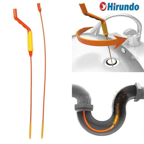 Hirundo Magical Drain Hair Unclog Tool
