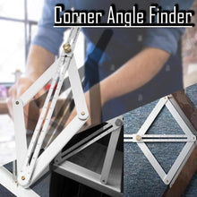 Load image into Gallery viewer, Corner Angle Measuring Tool