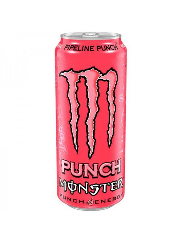 Monster energy pipe line punch drink 12x500ml - EssexDrinks