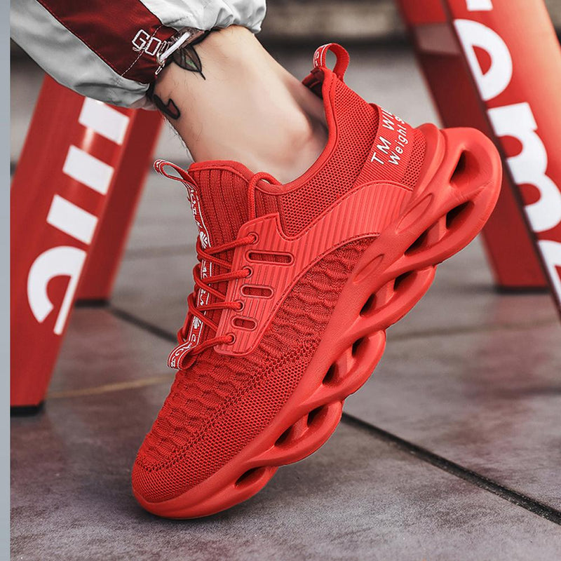 Fashion Platform Lightweight Comfortable Sneakers