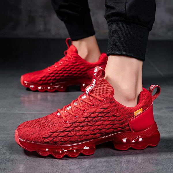 Fashion Comfortable Lace Up Air Max Men's Sneakers