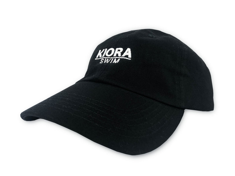 Dad Hat | Black - Kiora Swim