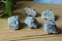 Load image into Gallery viewer, Blue Calcite Crystal Gemstone