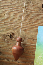 Load image into Gallery viewer, Wooden Chambered Pendulum