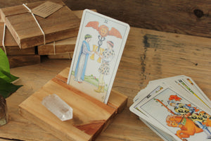 Daily Guidance Tarot + Oracle Card Stand