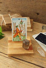 Load image into Gallery viewer, Daily Guidance Tarot + Oracle Card Stand