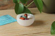 Load image into Gallery viewer, Selenite Crystal Charging Bowl / Jewelry Dish