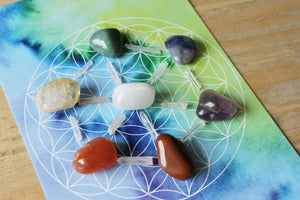 Charka Healing and Balancing Crystal Grid