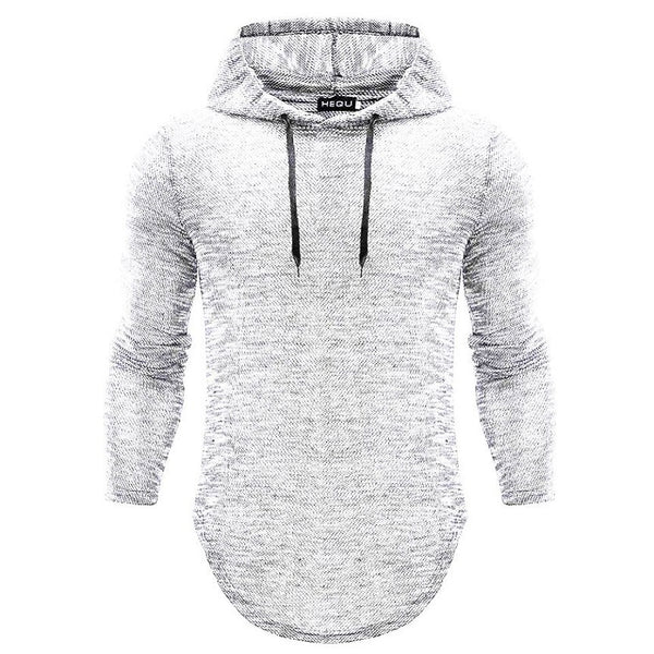 Trendy Hooded Casual Shirt
