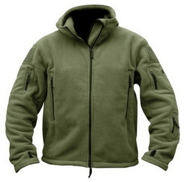 Military Outdoor Thermal Jacket XL
