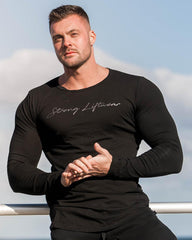 Men's tight workout clothes