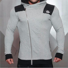 New Gyms Slim Fit Hoodies