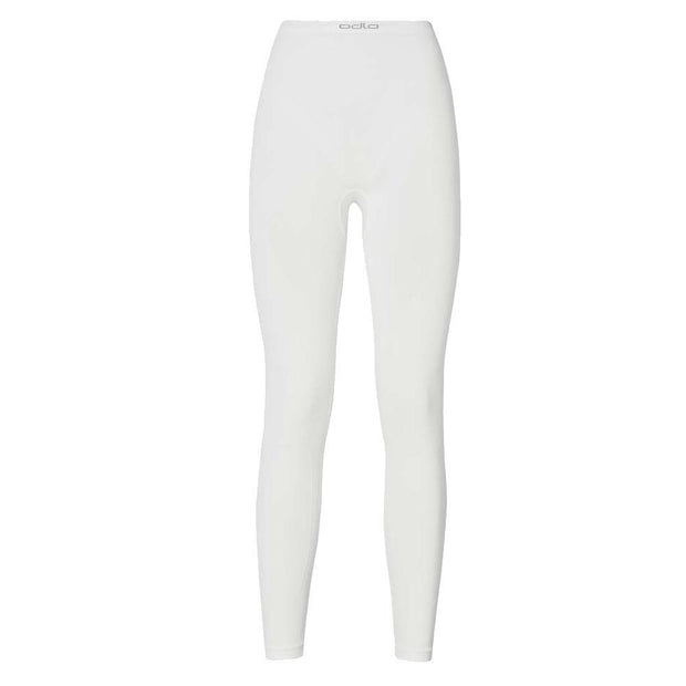 Odlo Performance Evolution warm dames thermobroek wit - Damplein 9 SKI & Fashion
