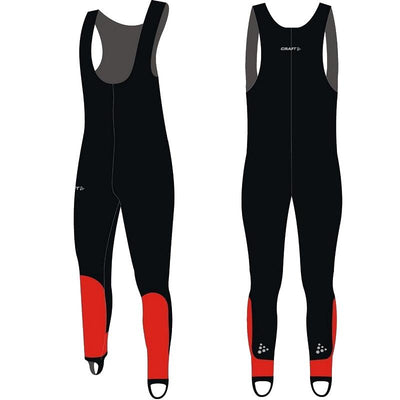 Craft Thermo Collant Schaatsbroek Dynema zwart