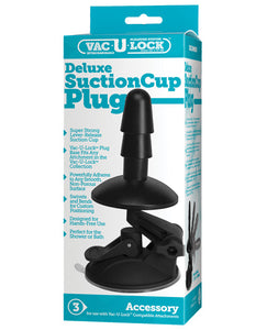 Vac-u-lock Deluxe Suction Cup Plug Accessory