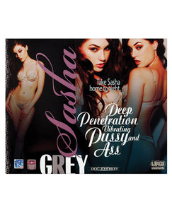 Sasha Grey Deep Penetration Ultraskyn Vagina & Ass