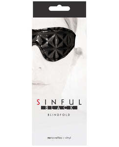 Sinful Blindfold