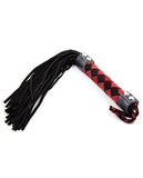 """Plesur 15"""" Leather Flogger"""