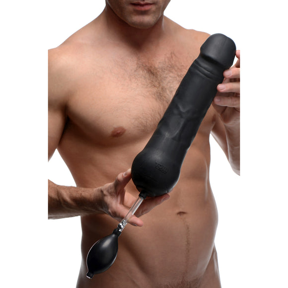 Tom Of Finland Toms Inflatable Silicone Dildo