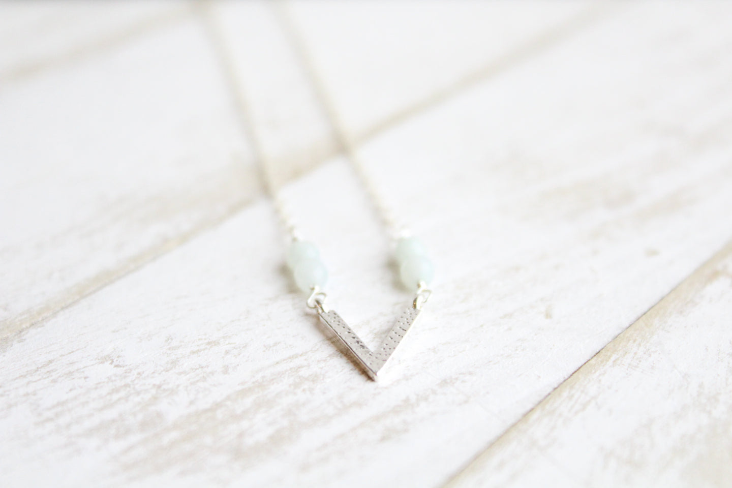 """Arrow"" - Amazonite"