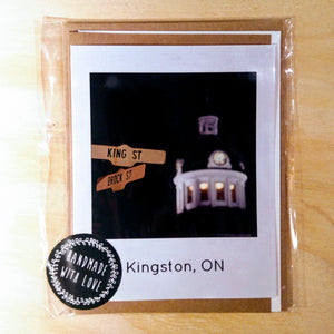 Kingston Inspired Greeting Cards in Colour