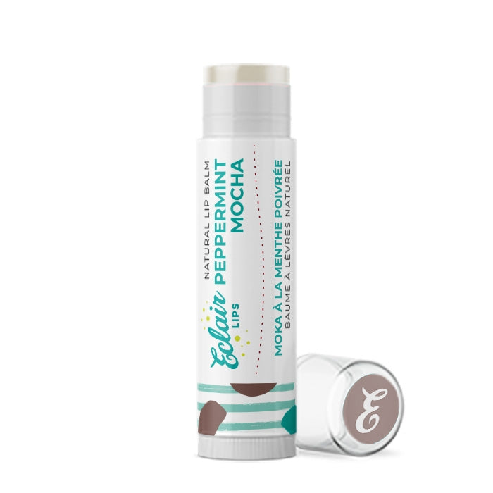 Peppermint Mocha Holiday Lip Balm *Limited Edition