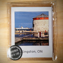 Load image into Gallery viewer, Kingston Inspired Greeting Cards in Colour