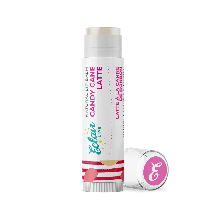 Candy Cane Latte Holiday Lip Balm *Limited Edition