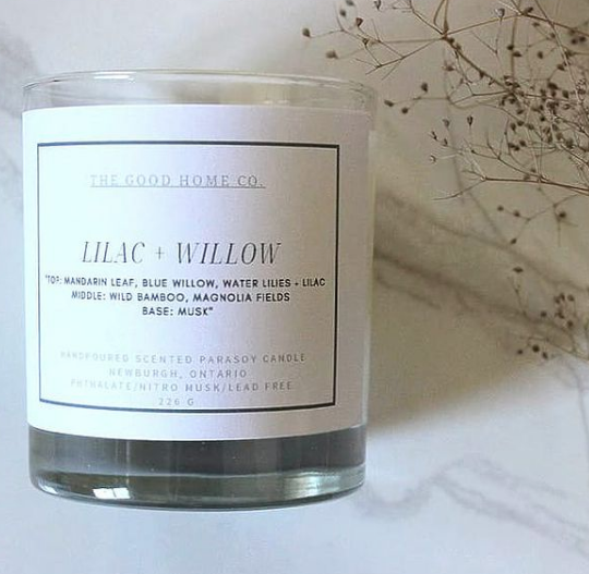 Classic Candle- Signature Collection